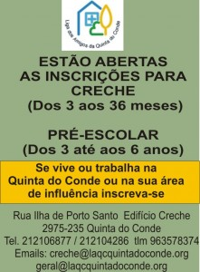 Inscriçoes 22-5-2014