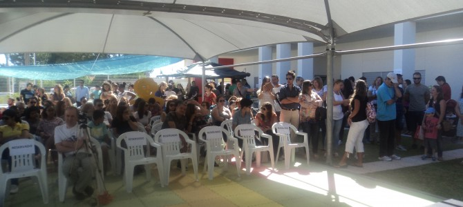 Festa encerramento ano letivo 2014/2015