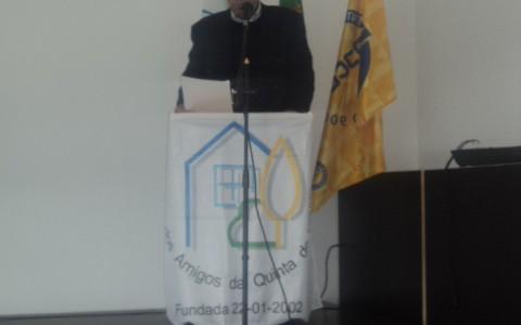 Os intervenientes nos discursos do 14.º Aniversário da LAQC