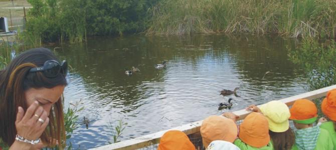 Visita ao Sesimbra Natura Park