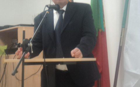 Discurso da tomada de posse do Presidente da Direção