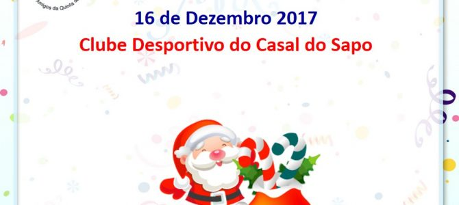 Festa de Natal da LAQC