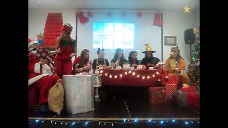 Festa de Natal 2018 da LAQC